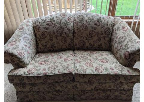 couch and or loveseat